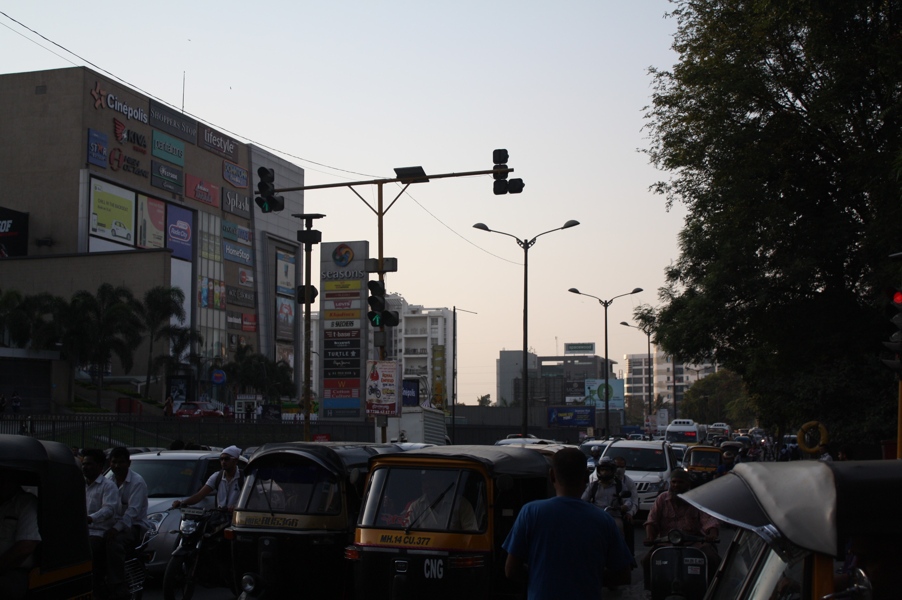 How to cross the road in India: a practical guide